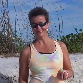 Diana on Sanibel Island, Florida